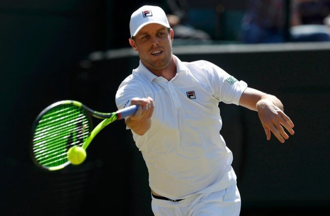Querrey Murray Sails Into Fourth Round