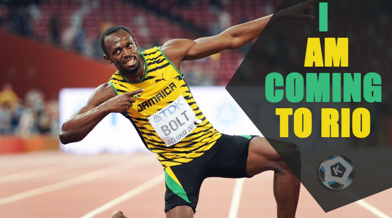 Usain Bolt Cleared for Rio