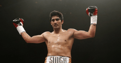 Vijender Singh Wins the WBO