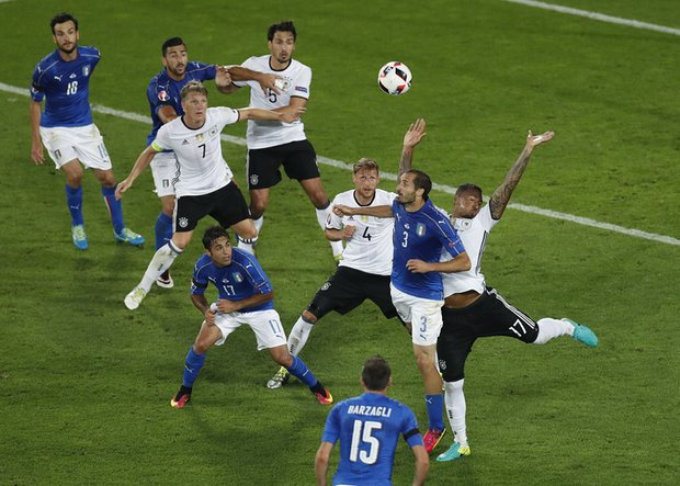 Germany match