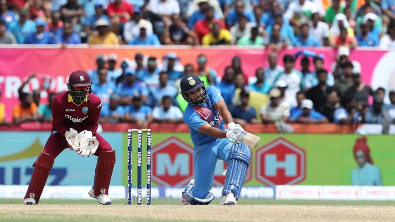 Cricket - India v West Indies 1st T20 Fort Lauderdale
