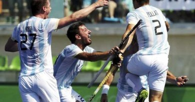 Rio Men Hockey