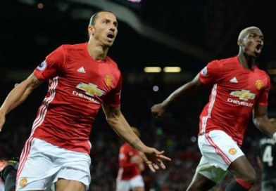 Zlatan Ibrahimovic Consolidates after a Dream Debut for Manchester United