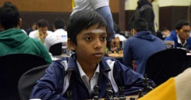 chess kid Praggnanandhaa