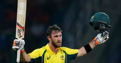 Maxwell Sri Lanka Australia Cricket