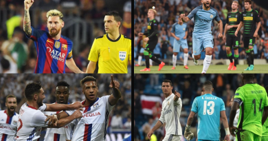 of UEFA Champions League