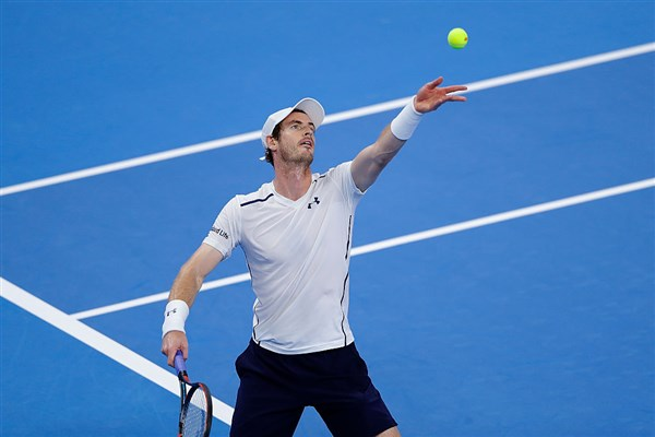 Murray & Nadal Win in Beijing