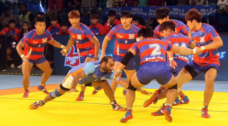 2016 Kabaddi World Cup india