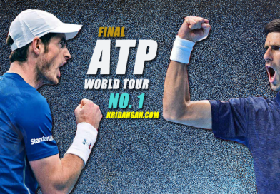 It is down to the last match for year-end no.1 in Barclays ATP World Tour finals