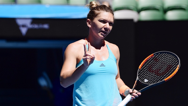Barring Simona Halep's Early Exit Year's 1st Grand Slam Remains Uneventful on First 3 Days