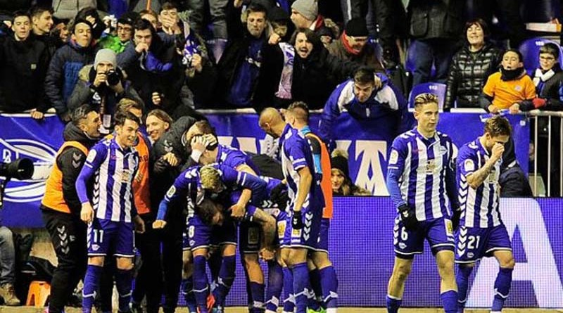 Reach Copa Del Rey Final barc vs Alaves 2017