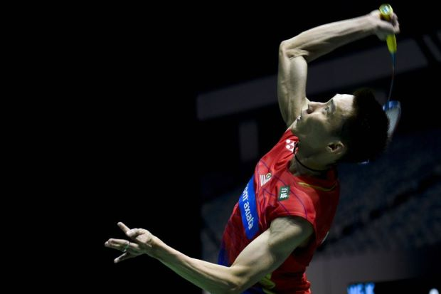ChongWei All England Badminton Champion