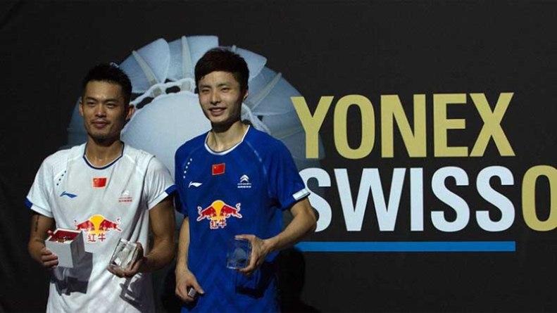 Lin Dan swiss open 2017