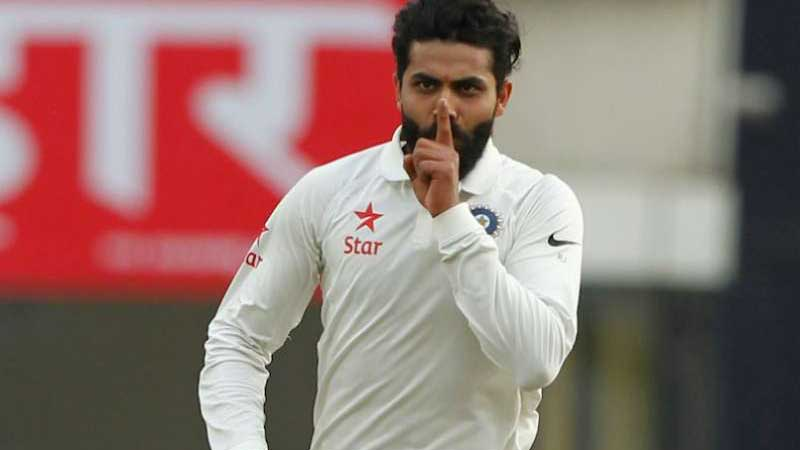 Ravindra Jadeja now rank no. 1 in ICC test cricket bowling rankings