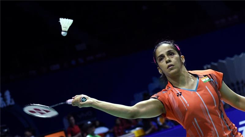 Saina nehwal ready to take on the world's best at the prestigious All England Championship