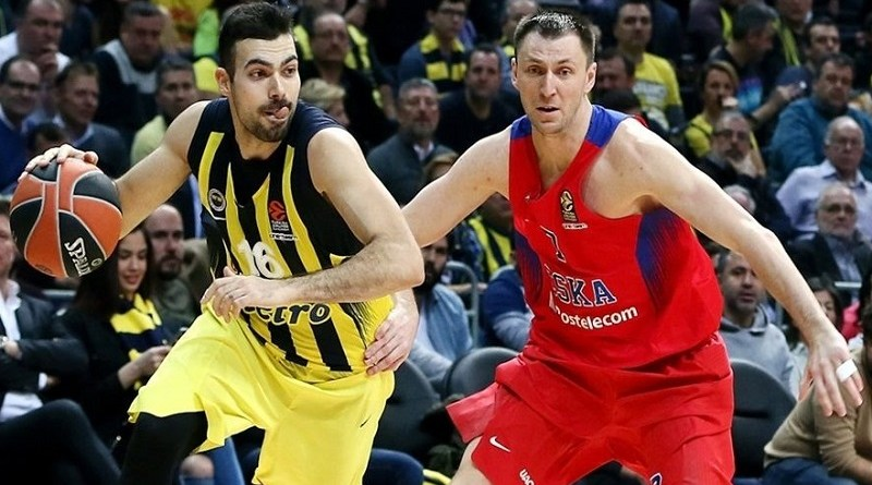 Top 4 Teams Improve Their Status in Euro-League Regular Season with Seven Rounds Left