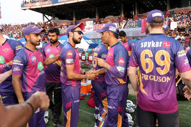 Preview IPL Grand Finale  RPS