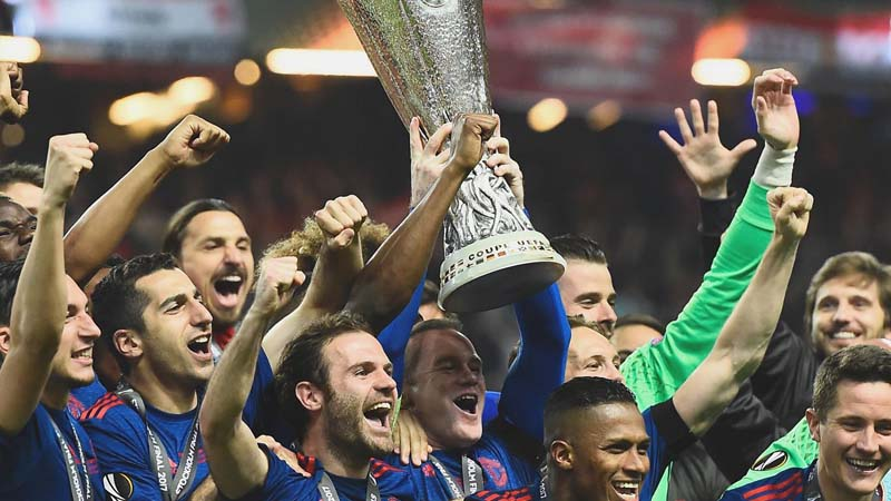 UEFA EUROPA LEAGUE FINAL: UNITED VICTORY AT STOCKHOLM