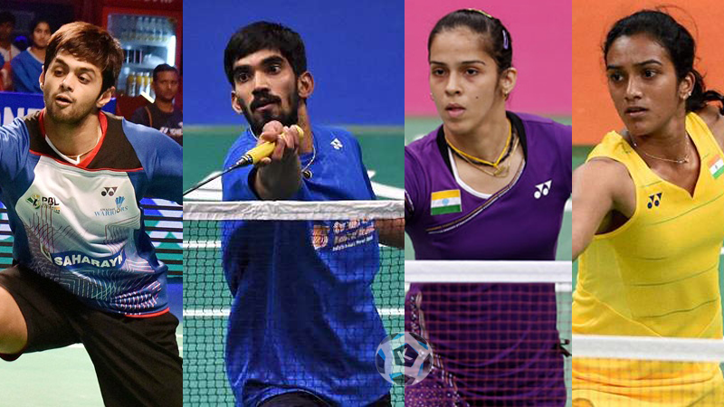 A good day for Indian shuttlers at the Australian Open