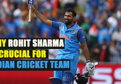 WHY ROHIT SHARMA IS CRUCIAL FOR INDIAN CRICKET TEAM