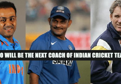 Who will be the next coach of Indian Cricket Team?
