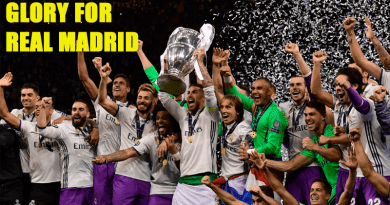 GLORY FOR REAL MADRID