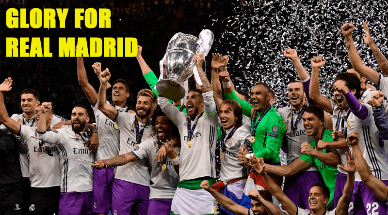 real madrid winner