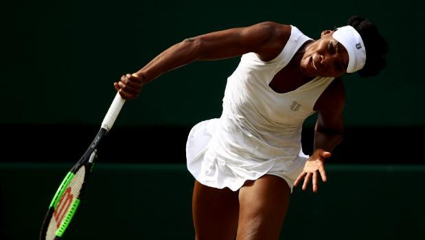 Venus Williams it will be ninth Wimbledon final