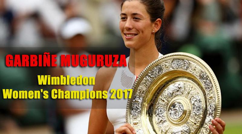 muguruza wimbledon title 2017