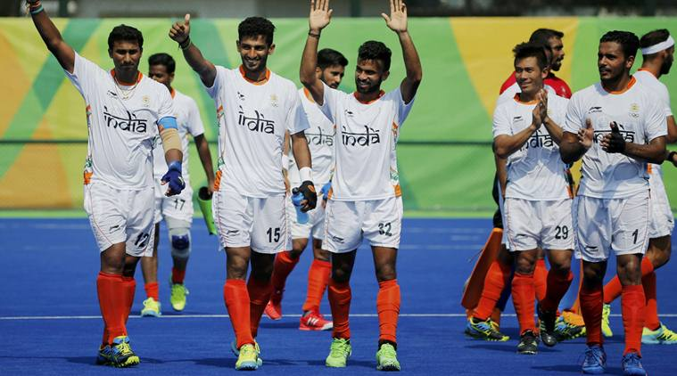 Indian Hockey Men's Team
