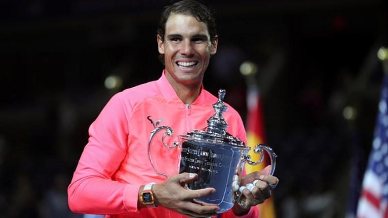 Nadal US Open title