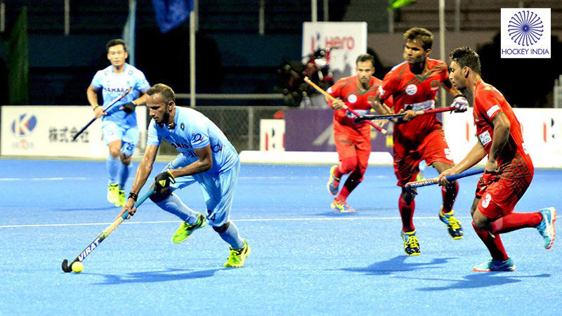 Asia Cup Hockey: India Defeat Bangladesh 7-0, Pakistan Next