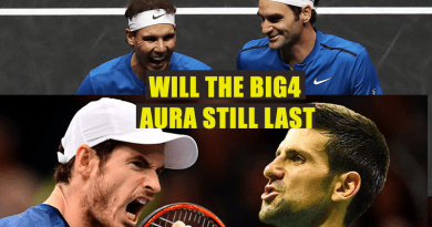 Will the Big4 Aura Still Last as We Enter the 2018 Tennis Season