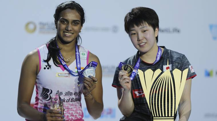 Sindhu Settles for Silver at the Dubai World Superseries Finals