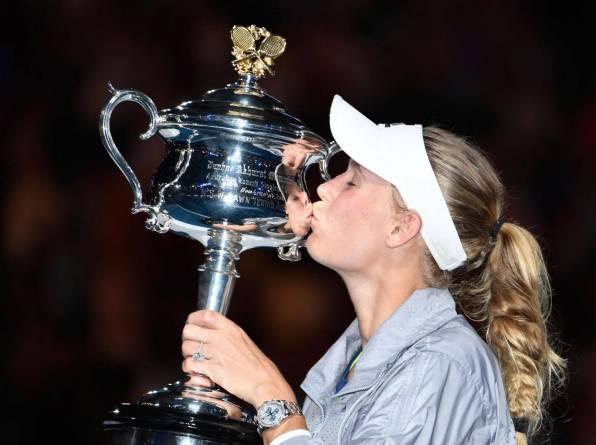wozniacki Australian Open Singles Champions
