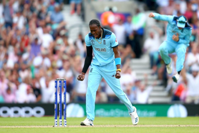 Jofra Archer destroyed South Africa eng vs sa
