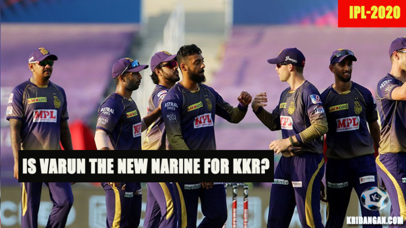 Is Varun the new Narine for KKR