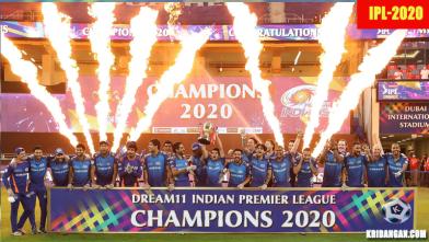 IPL2020 Championship
