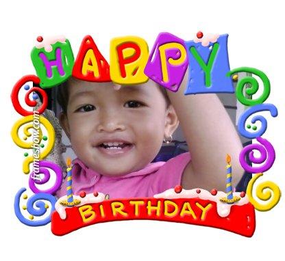 Selamat Ulang Tahun Yang Ke 2 Anakku Fairuz Kallista Marahaini