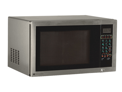 white westinghouse 32 litres microwave