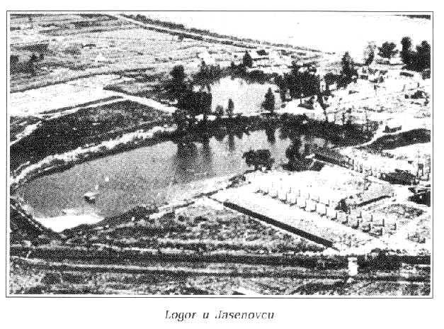 Лагерът на смъртта в Ясеновац