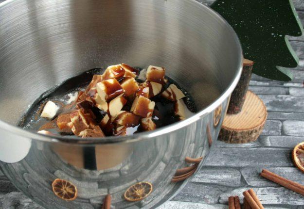 Braune Kekse Brune Kager Dänemark Weihnachtsplätzchen