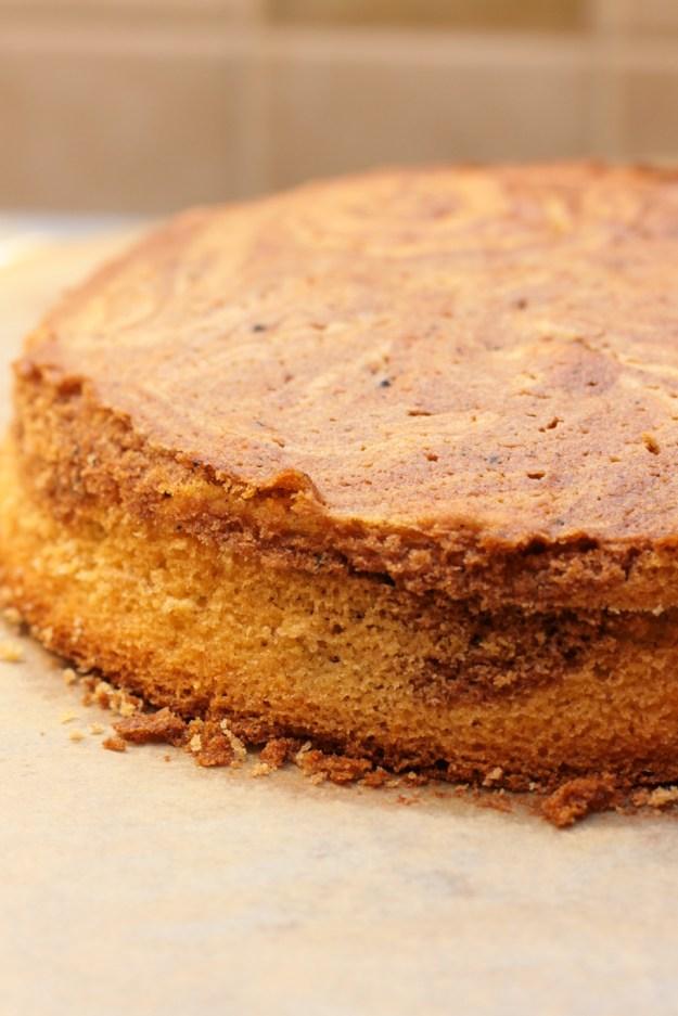 Donauwelle Dripping-Cake Naked Cake krimiundkeks Himbeeren Ganache Schokolade Sahne Torte