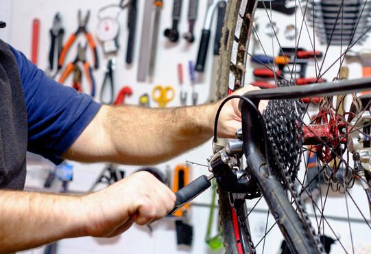 tweedehands fiets kopen