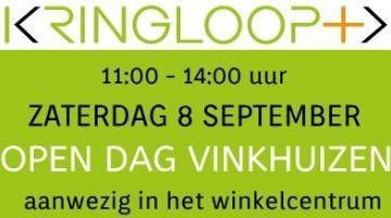 open dag | Kringloopplus kringloop kringloopwinkel kringloopdag kringloop+