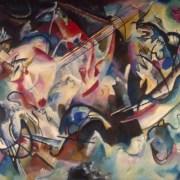 Composición VI, 1913 - Wassily Kandinsky
