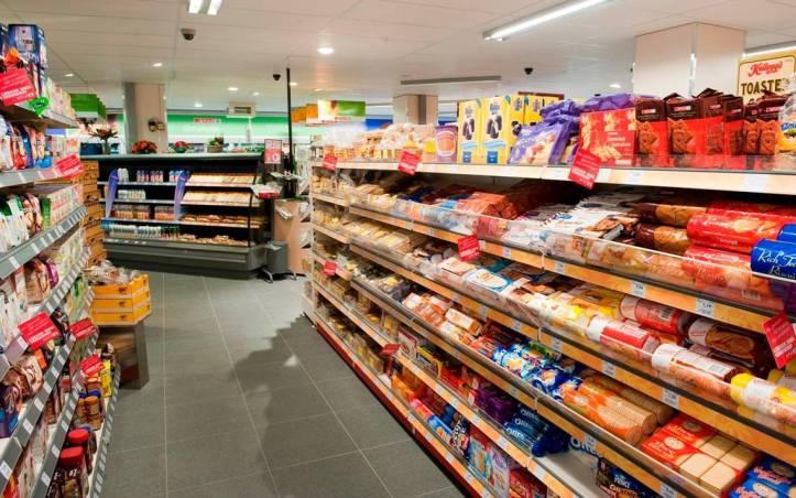 Gangpad van een Spar supermarkt_.jpg