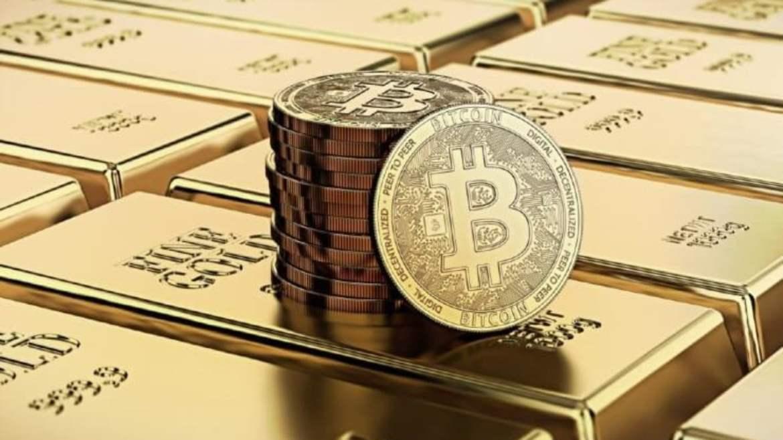 Bitcoin altın borsa