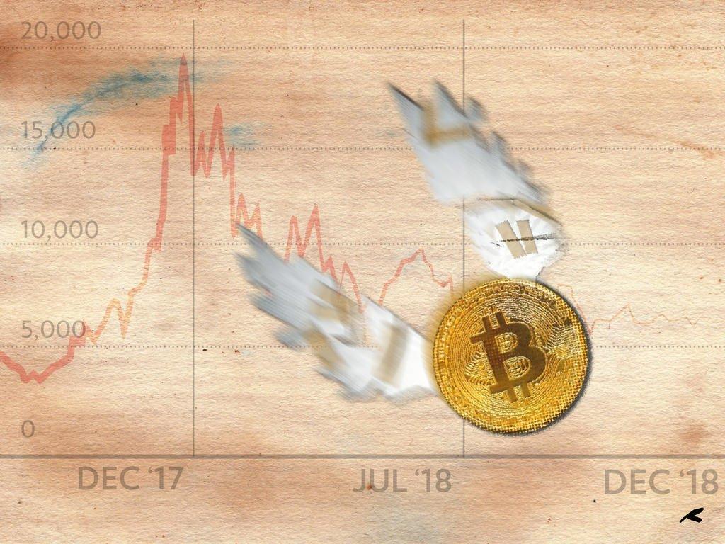 """Tarihte Sadece 10 Kez Görüldü! """"Bitcoin 3.000 Dolarda Çakılıp Sonra Yüzde 5.000 Yapabilir"""""""