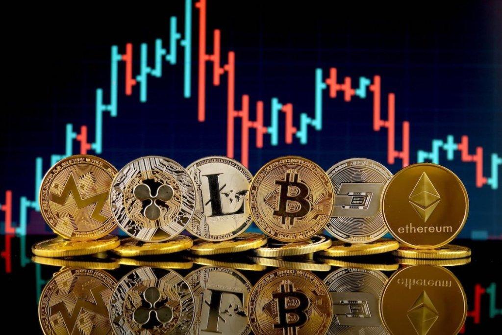 Sert Düşüş Sırasında Bitcoin ve Altcoin Tasfiyeleri 1.9 Milyar Doları Buldu!
